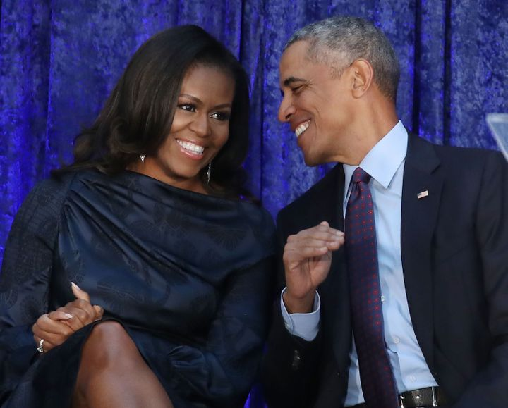 The Obamas are still going strong more than 25 years after their wedding.