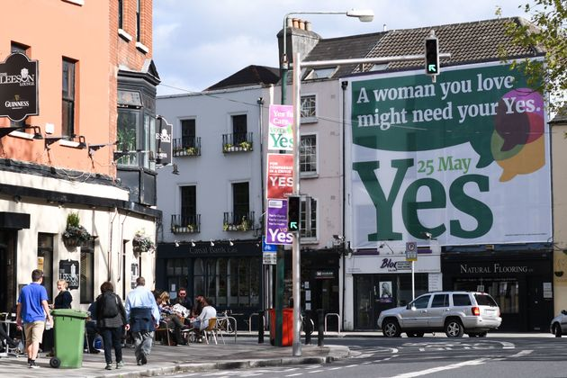I Never Doubted I Would Travel Home To Ireland To Vote To Legalise