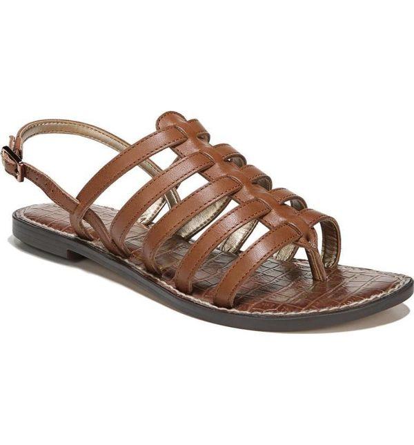 "Was: $89.95<br><strong><a href=""https://shop.nordstrom.com/s/sam-edelman-garland-strappy-sandal-women/4819952?origin=category"