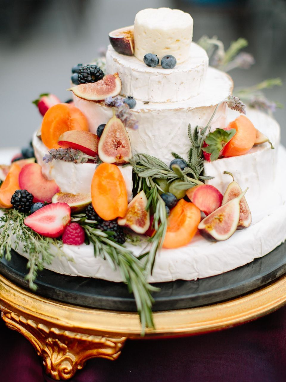 Wedding Cake Alternatives.13 Wedding Cake Alternatives For Couples Who Prefer Savory Over