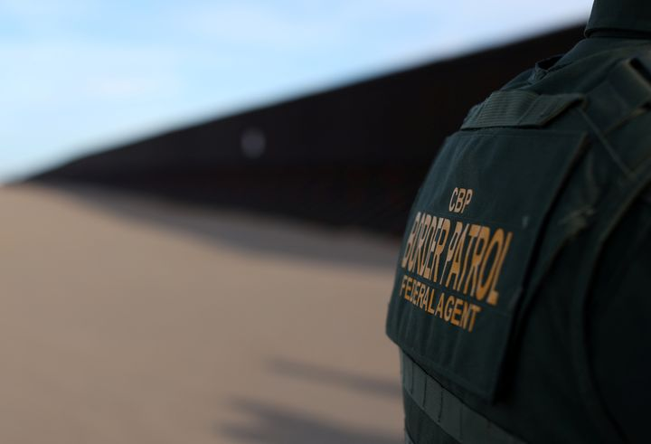 U.S. Customs and Border Protection says it will launch an internal investigation after one of its Border Patro