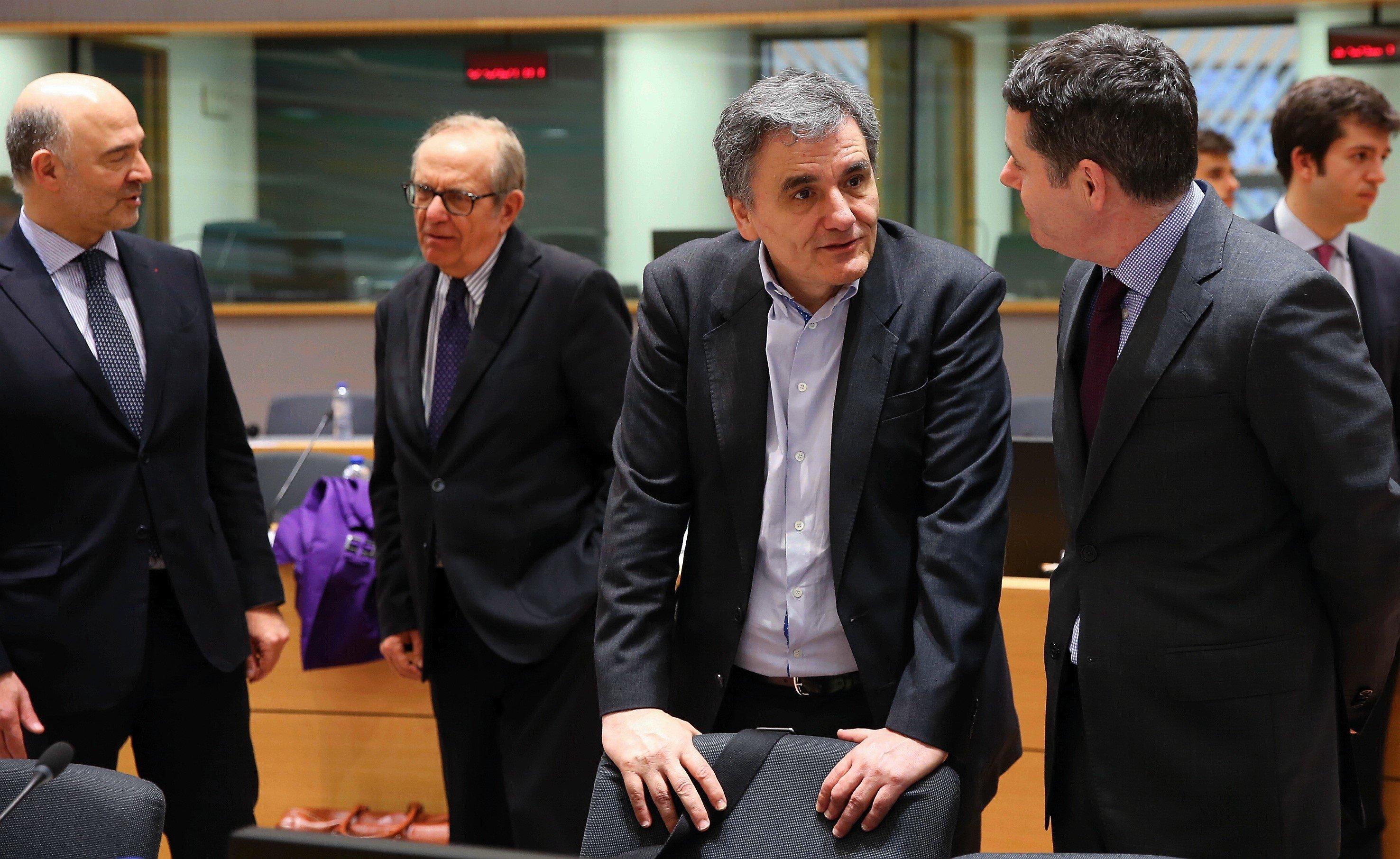 Η Ελλάδα πρώτο θέμα στην ατζέντα του Eurogroup: Τι θα ζητήσουν οι ΥΠΟΙΚ της