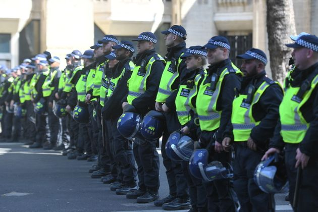 The Met Police have been criticized over the 'disproportionate' use of force used against black people...