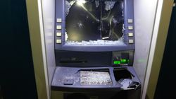 Ανατίναξη ATM στην Εκάλη τα