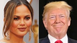 Chrissy Teigen Gives Trump NSFW Nickname After Latest Presidential