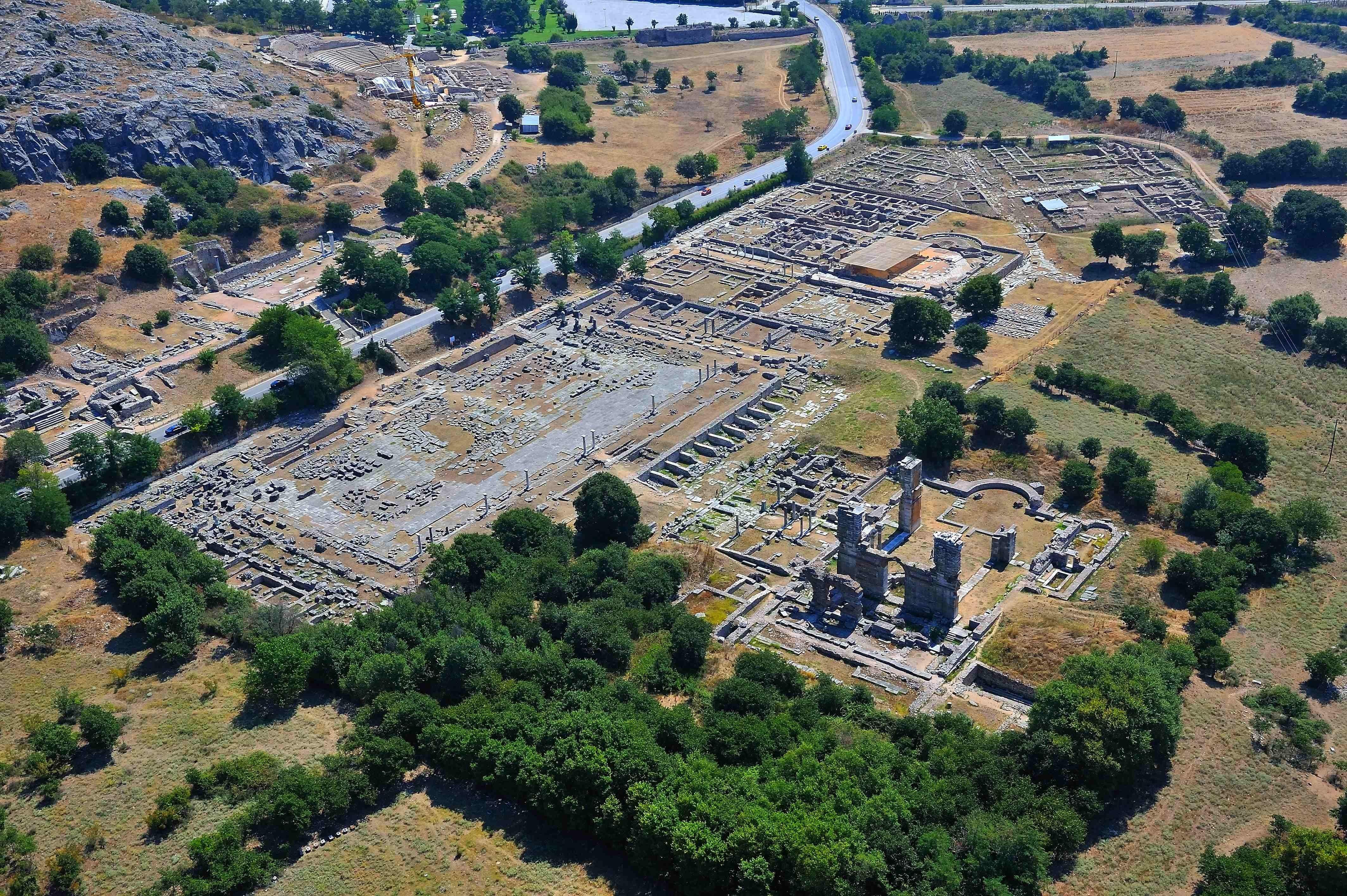 Αναβαθμίζεται ο αρχαιολογικός χώρος των Φιλίππων - θα υλοποιηθεί από την Εφορεία Αρχαιοτήτων Καβάλας -