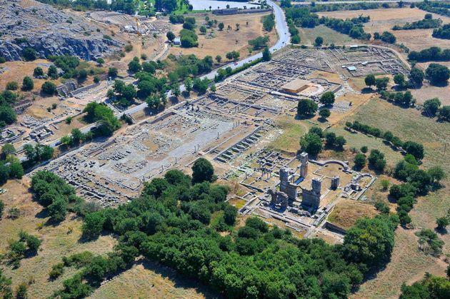 Αναβαθμίζεται ο αρχαιολογικός χώρος των Φιλίππων - θα υλοποιηθεί από την Εφορεία Αρχαιοτήτων Καβάλας...