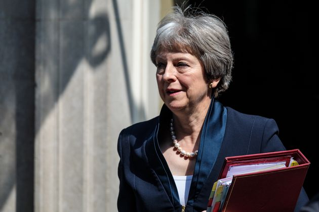 Theresa May's Support For Anti-LGBT Section 28 Law