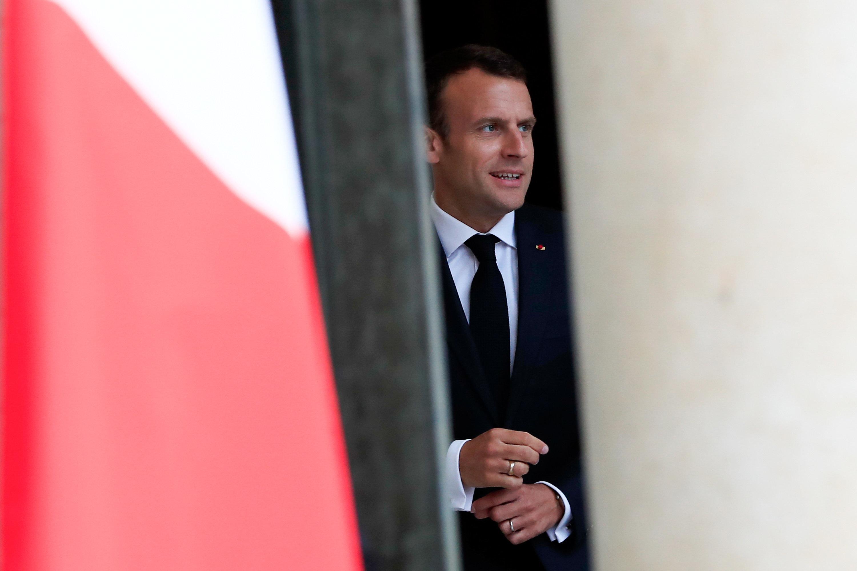Μακρόν, ο Γάλλος πρόεδρος που είναι φεμινιστής στα