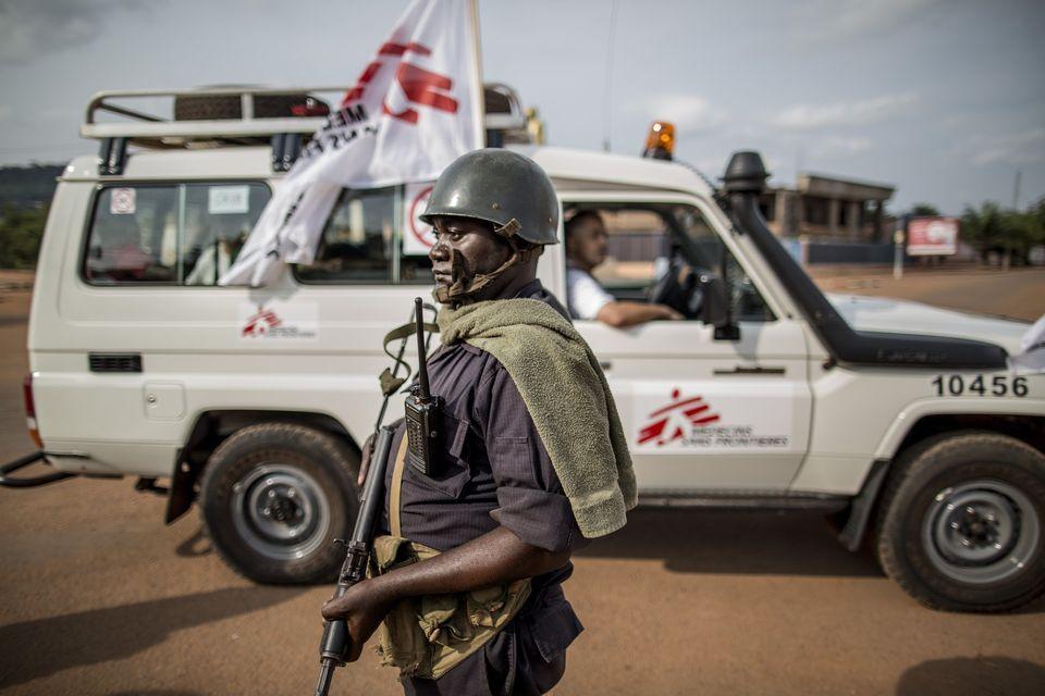 Στο κέντρο της Αφρικής και της ανθρώπινης
