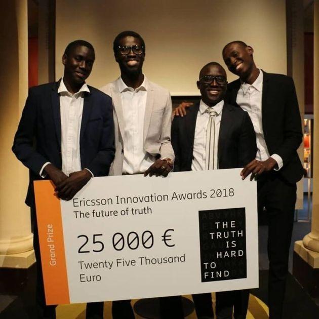 Ericsson Innovation Awards 2018 : Le Sénégal met l'Afrique à