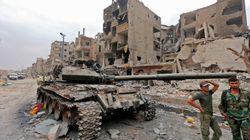 Συρία: Τουλάχιστον 12 νεκροί άνδρες των φιλοκυβερνητικών δυνάμεων σε πλήγμα του διεθνούς συνασπισμού από τις