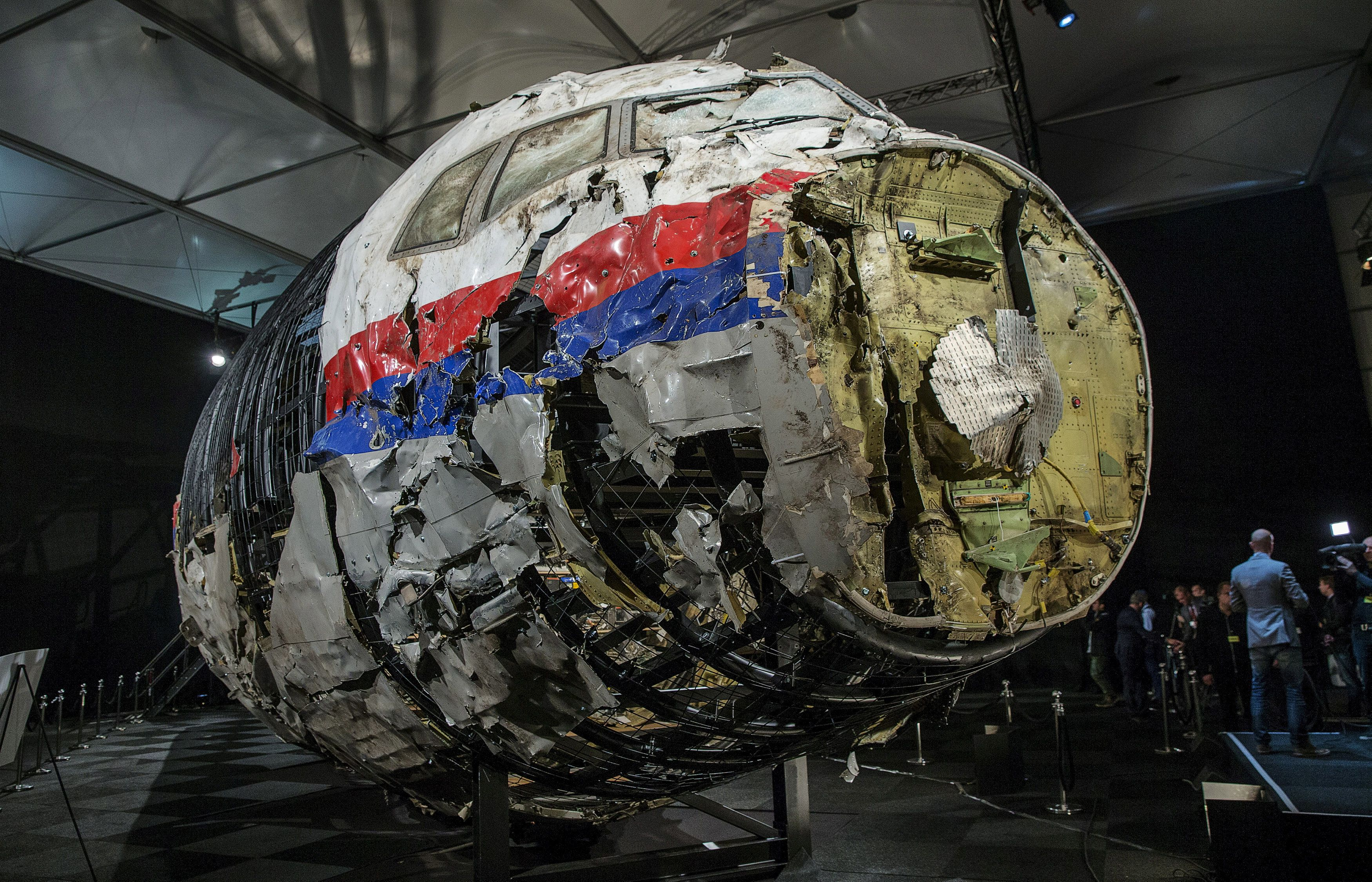 Russian Missile Responsible For Downing Of Malaysia Airlines Flight MH17 –