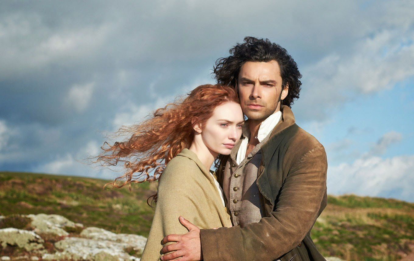 Eleanor Tomlinson On 'Poldark' Pay Gap: 'We're Equal Leads - I'd Be Pretty Upset If The Gap Hadn't Closed'