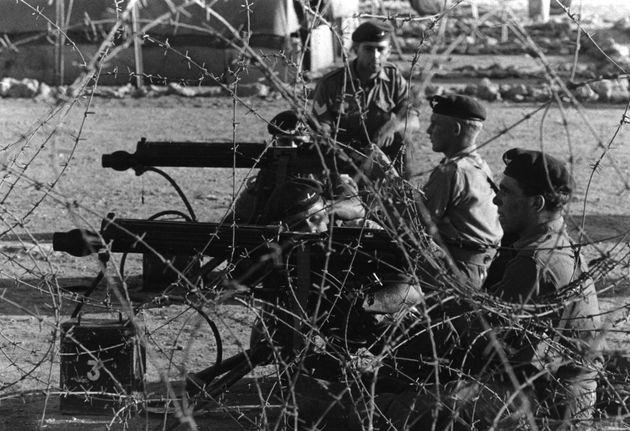 Συγκλονιστικές αποκαλύψεις για κτηνωδίες Βρετανών στρατιωτών σε βάρος Κυπρίων αγωνιστών της