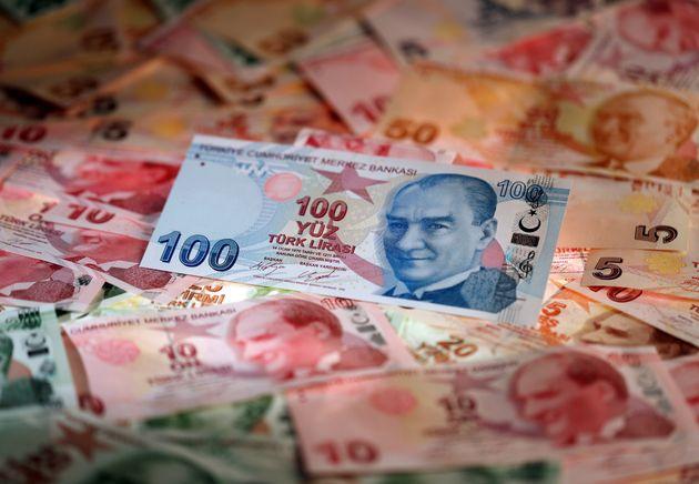 Πτώση άνω του 2% καταγράφει η τουρκική