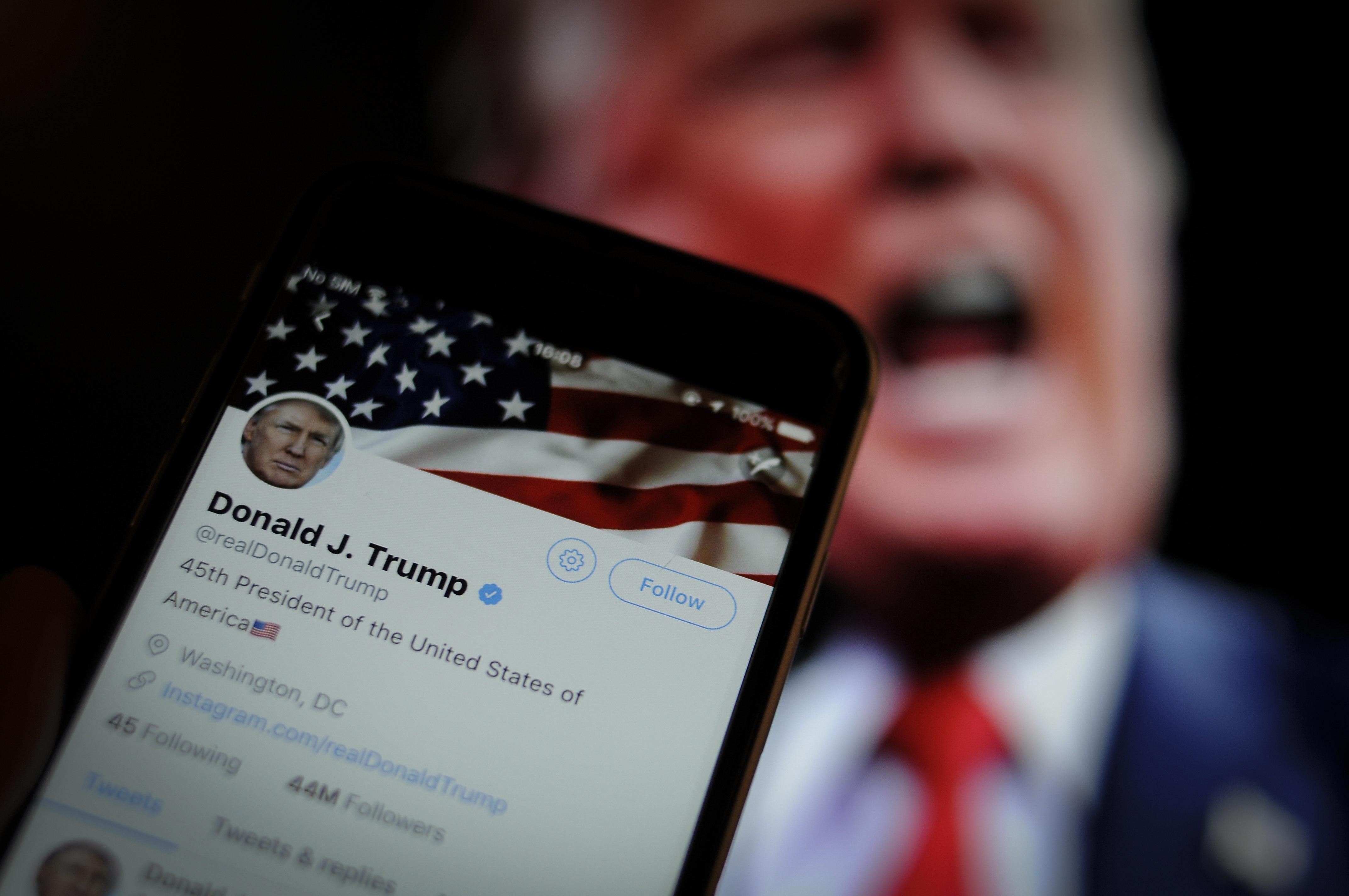 Trump n'a pas le droit de bloquer ceux qui le critiquent sur Twitter