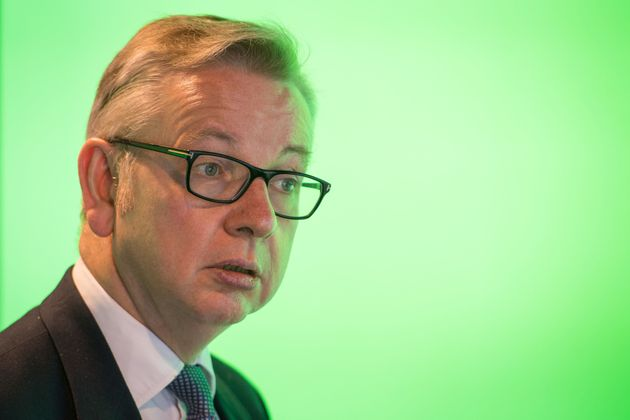 Environment Secretary Michael Gove has been pushing forward a green agenda in