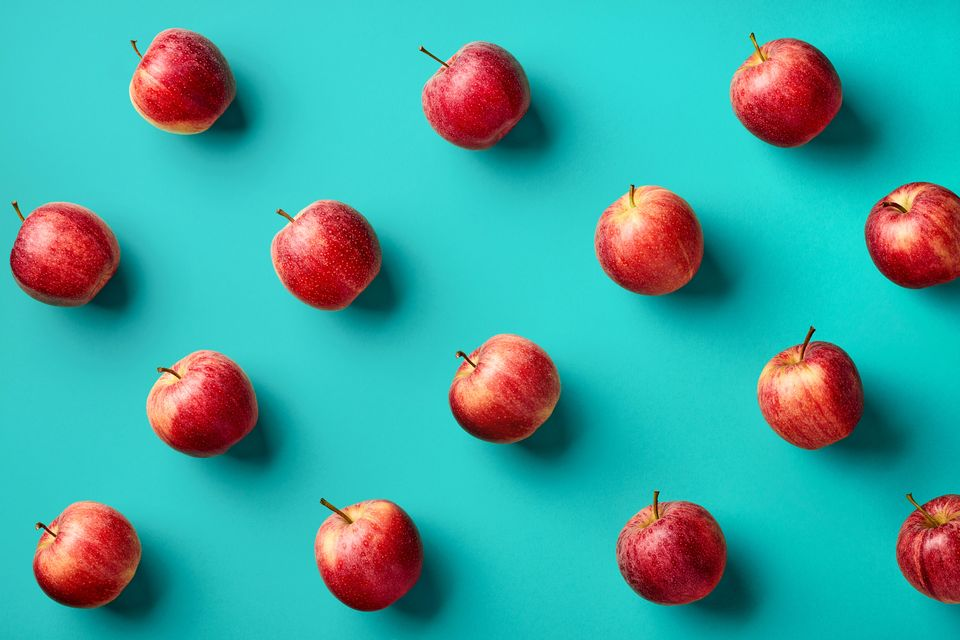 A new study found conventionally grown apples come with big hidden