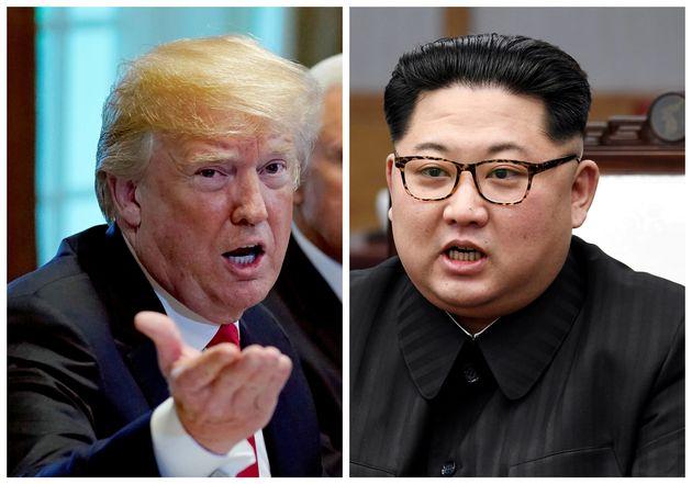 Ο Τραμπ τώρα λέει πως ίσως γίνει η σύνοδος με τον Κιμ Γιονγκ