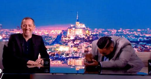 Gad Elmaleh raconte la bourde qu'il a commise lors d'un dîner, chez lui, avec Al Pacino