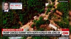 CNN 기자가 전한 '북한 관계자들의 실시간