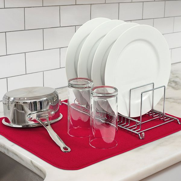 This is easily one of the best and least expensive purchases you can make for your kitchen. It's much more absorbent than you