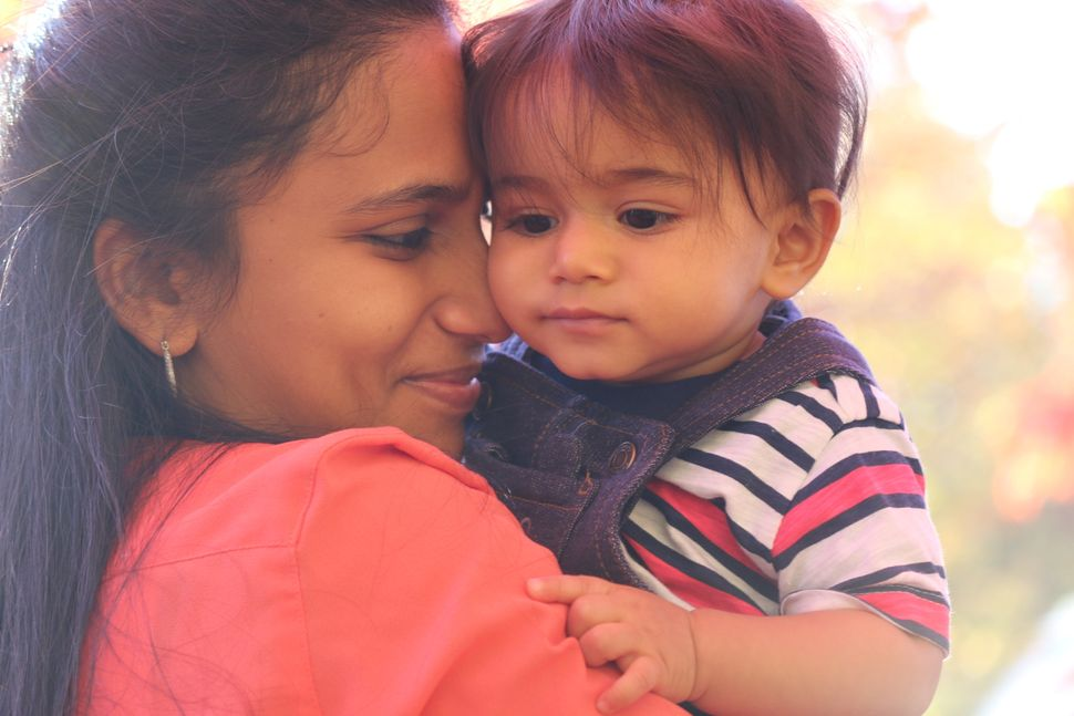 Priyadarshini Chandrasekaran is a mother of two from the Seattle area. She is in the U.S. on an H-4 visa.