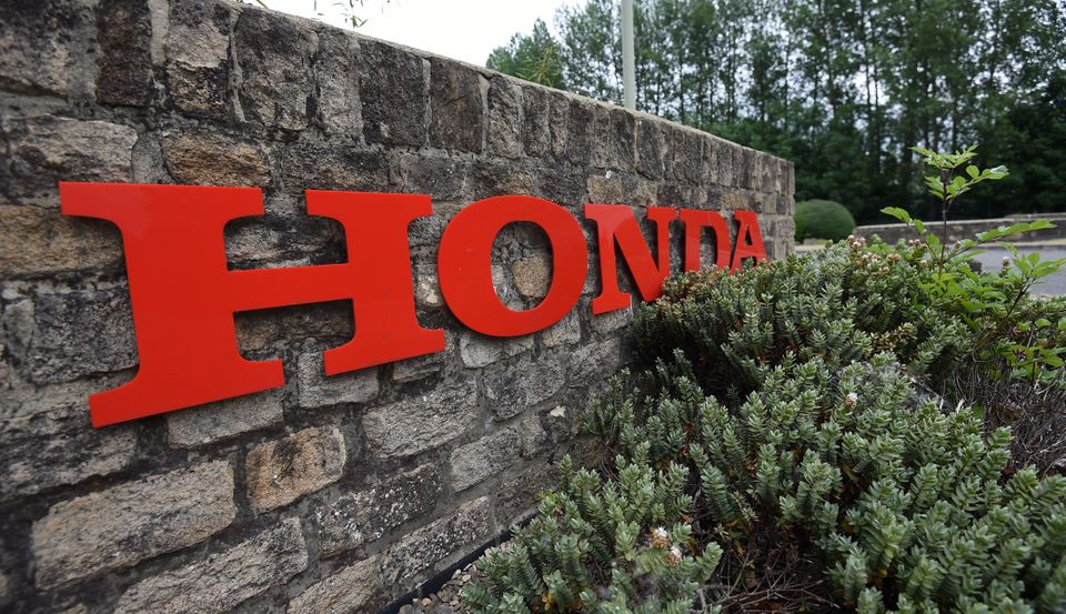 Honda's factory in