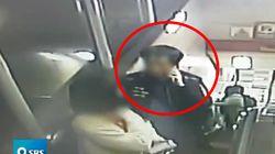 지하철에서 불법촬영 하다 걸린 32세 남성의 휴대폰에서 발견된