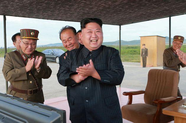 트럼프의 회담 취소에 대한 북한의 반응은 '탄도미사일'이