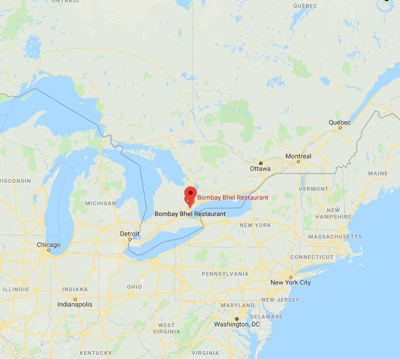 Mississauga: Bombe explodiert in kanadischem Restaurant