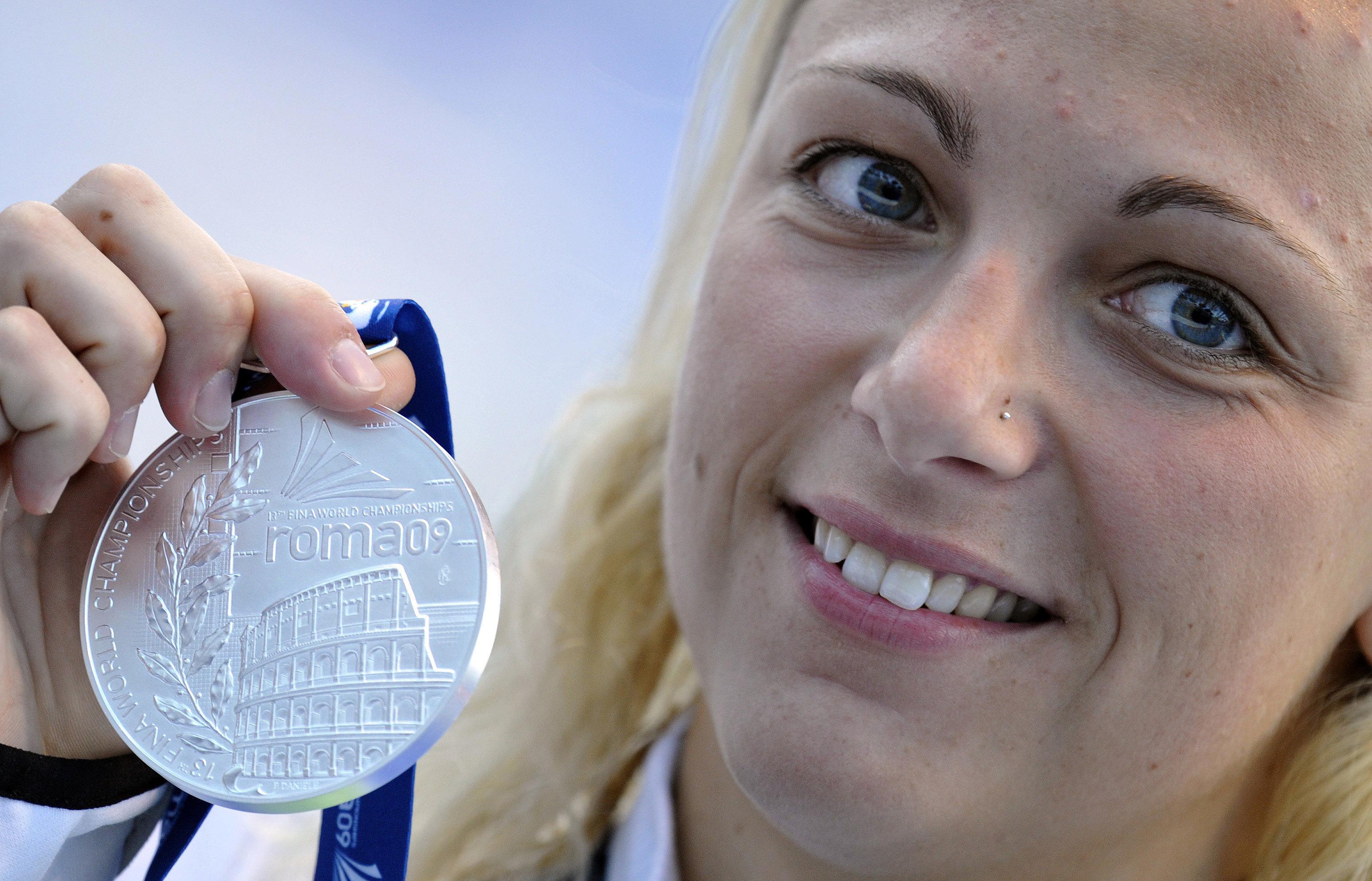 Frühere Schwimm-Europameisterin Daniela Samulski gestorben