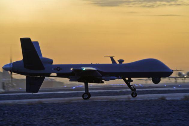 Γιατί αμερικανικά drones εγκαθίστανται για πρώτη φορά στην