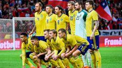 스웨덴 축구선수가 한국전을 앞두고 팬들에 이색적인 약속을