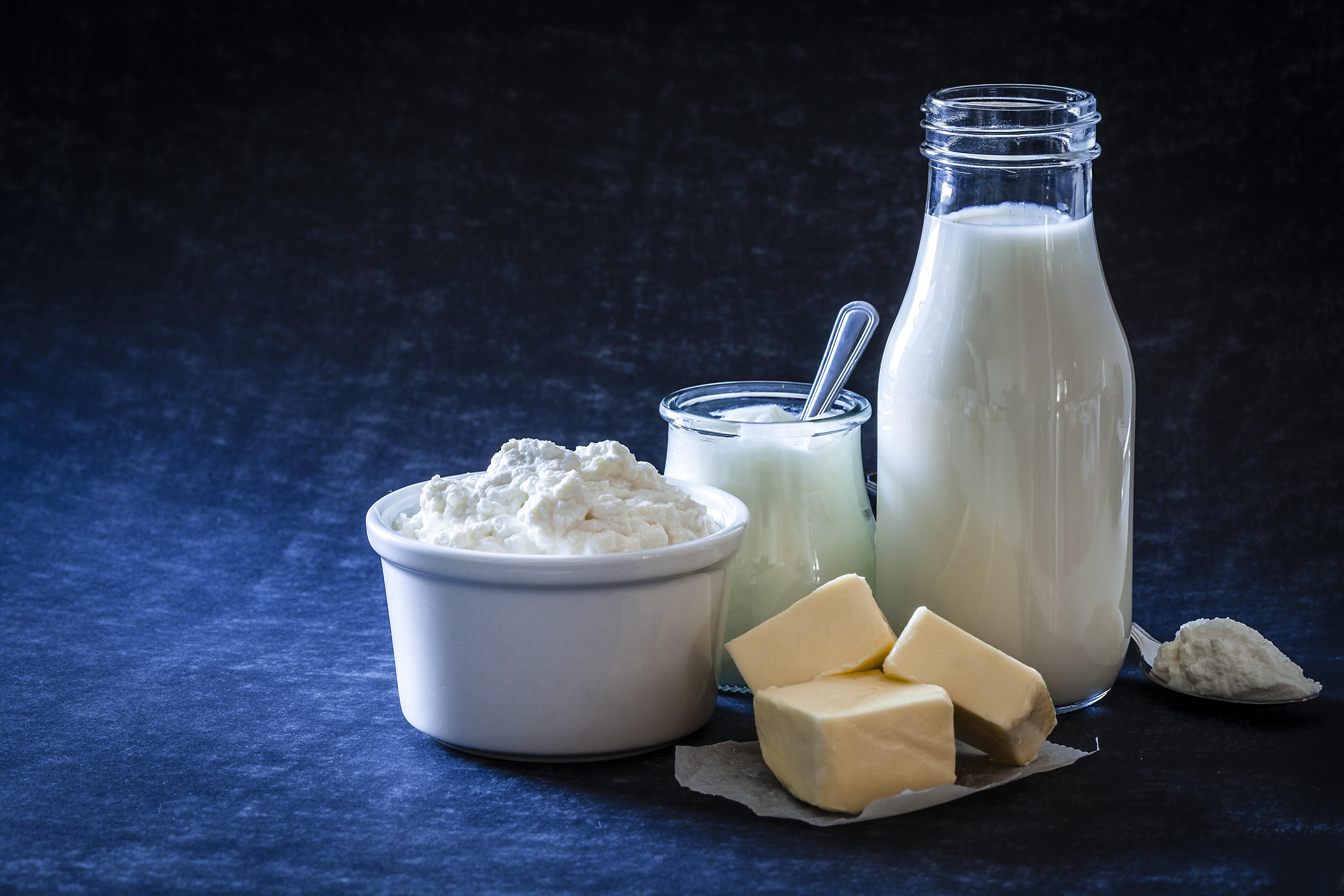 Γάλα και γαλακτοκομικά προϊόντα για παιδιά: Τι δείχνει μελέτη Έλληνα