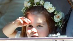 We're In Awe Of Princess Charlotte's Bridesmaid Organisational