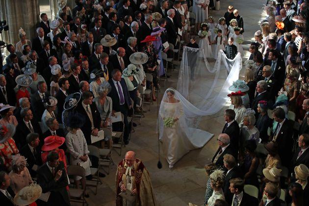 We're In Awe Of Princess Charlotte's Bridesmaid Organisational