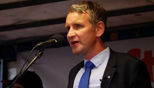 Neue Radikalisierung: AfD-Landeschef Höcke redet von der