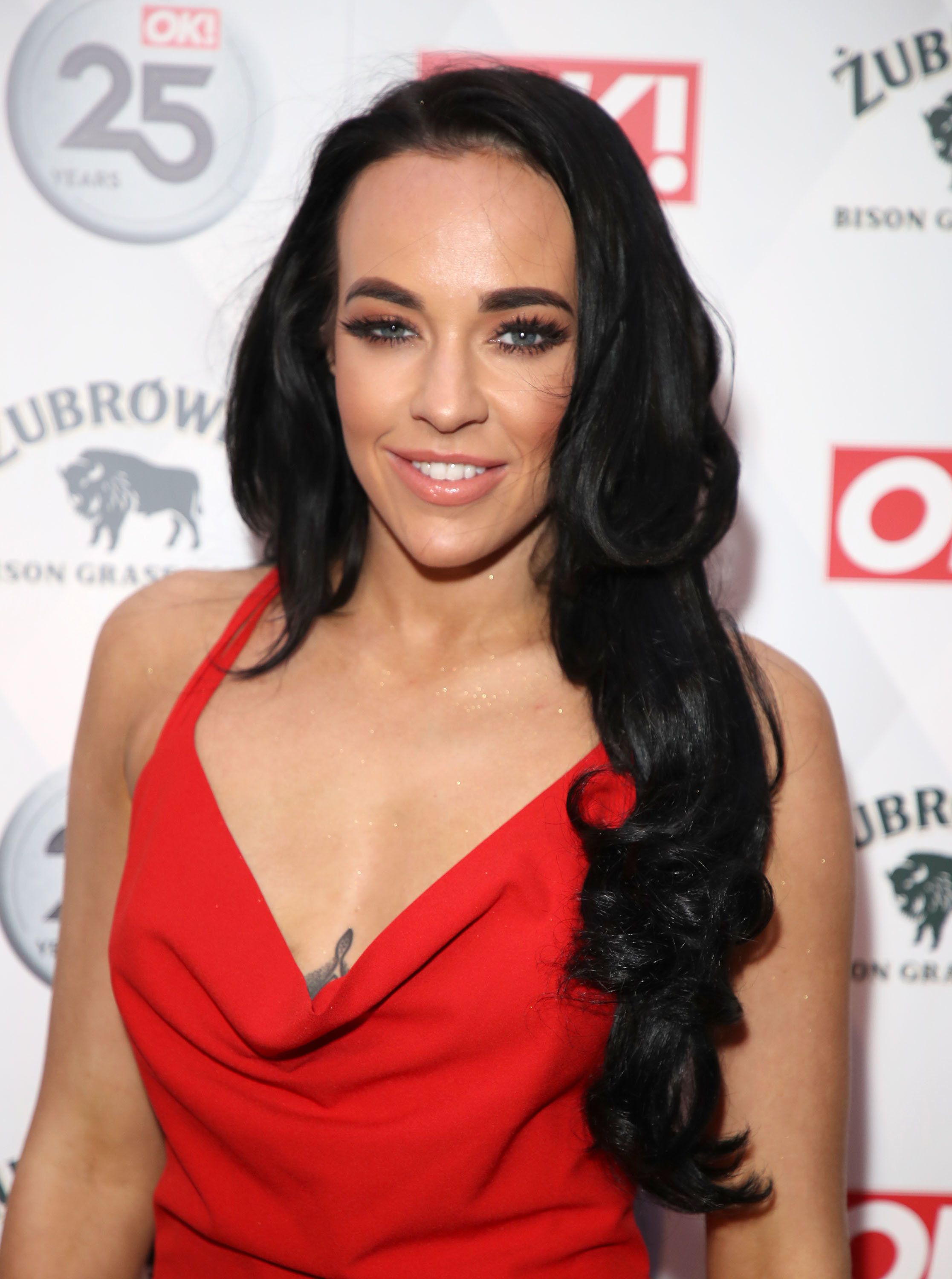 Stephanie Davis Vows To Prove Her Doubters Wrong With 'Hollyoaks'