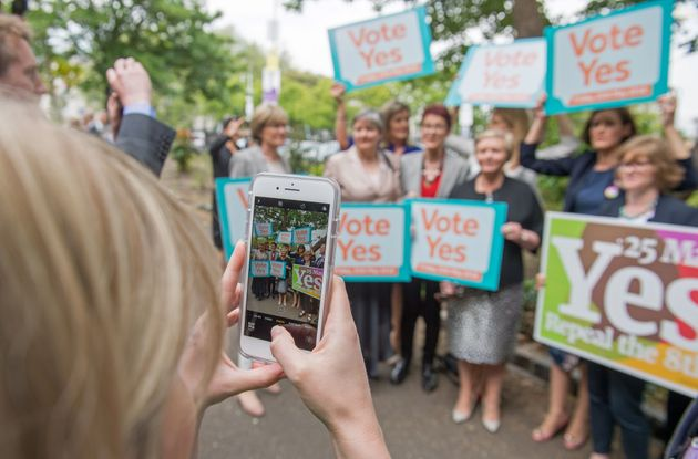 As a Former 'Pro-Lifer', I Hope Ireland Votes To Repeal The
