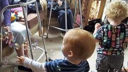 I Take My Kids To A Care Home To Play - The Impact It Has On Residents With Dementia Is
