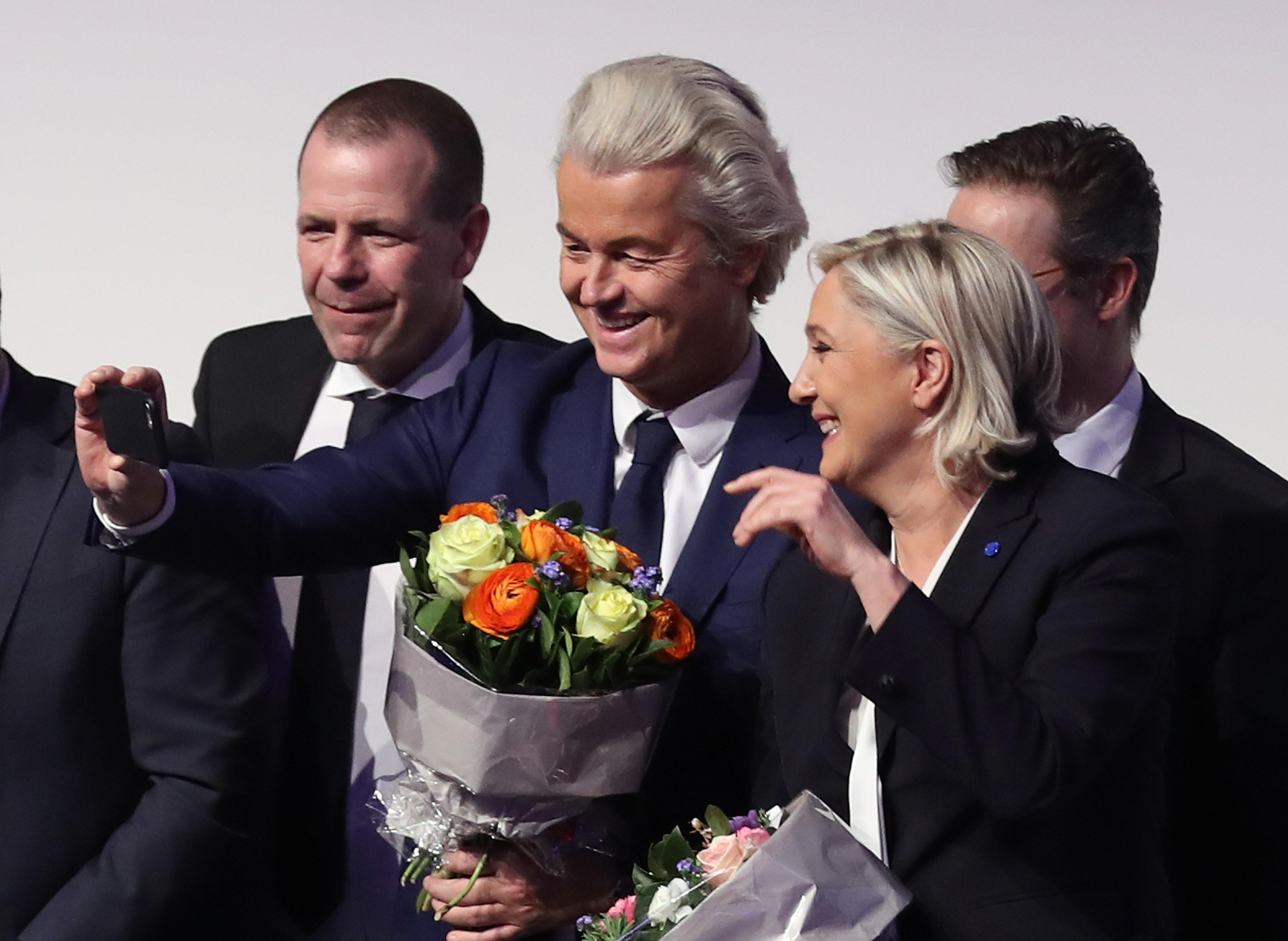 Illegale Spesen: So viel Geld verprassten Rechtspopulisten im EU-Parlament