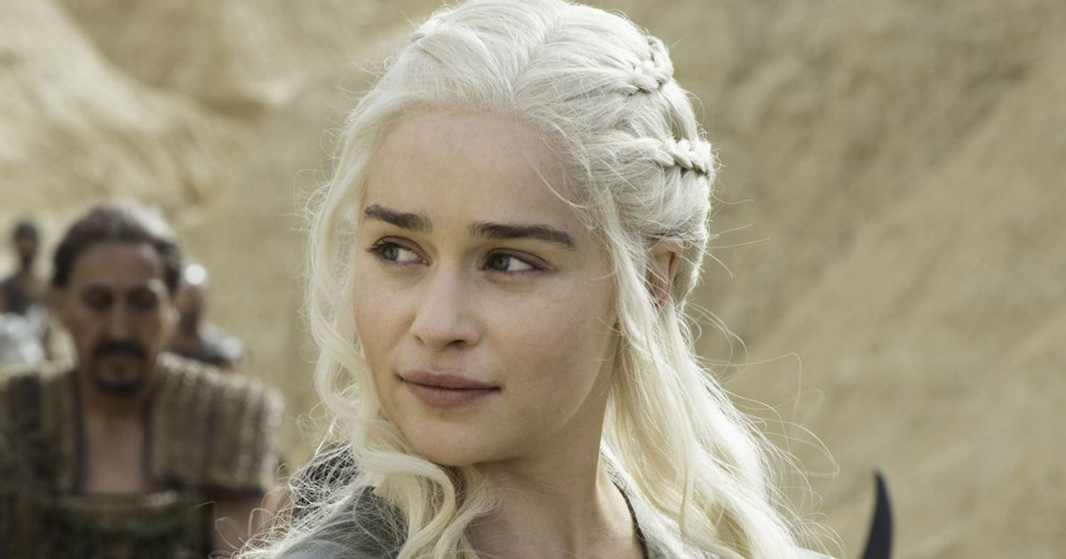 Emilia Clarke Dishes On Her Final 'Game Of Thrones' Scene