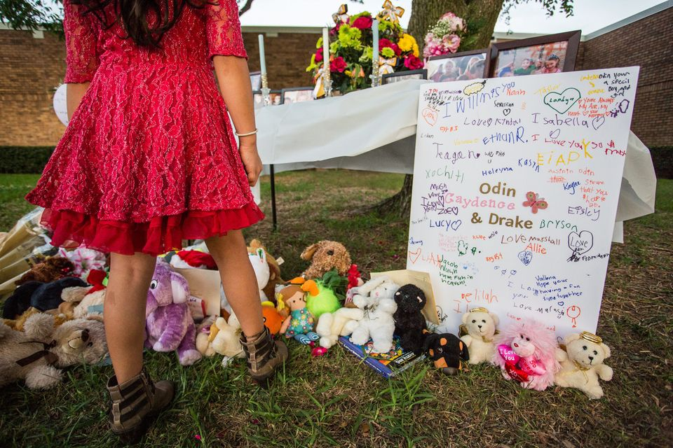 There Were 2 Mass Shootings In Texas Last Week, But Only 1 On