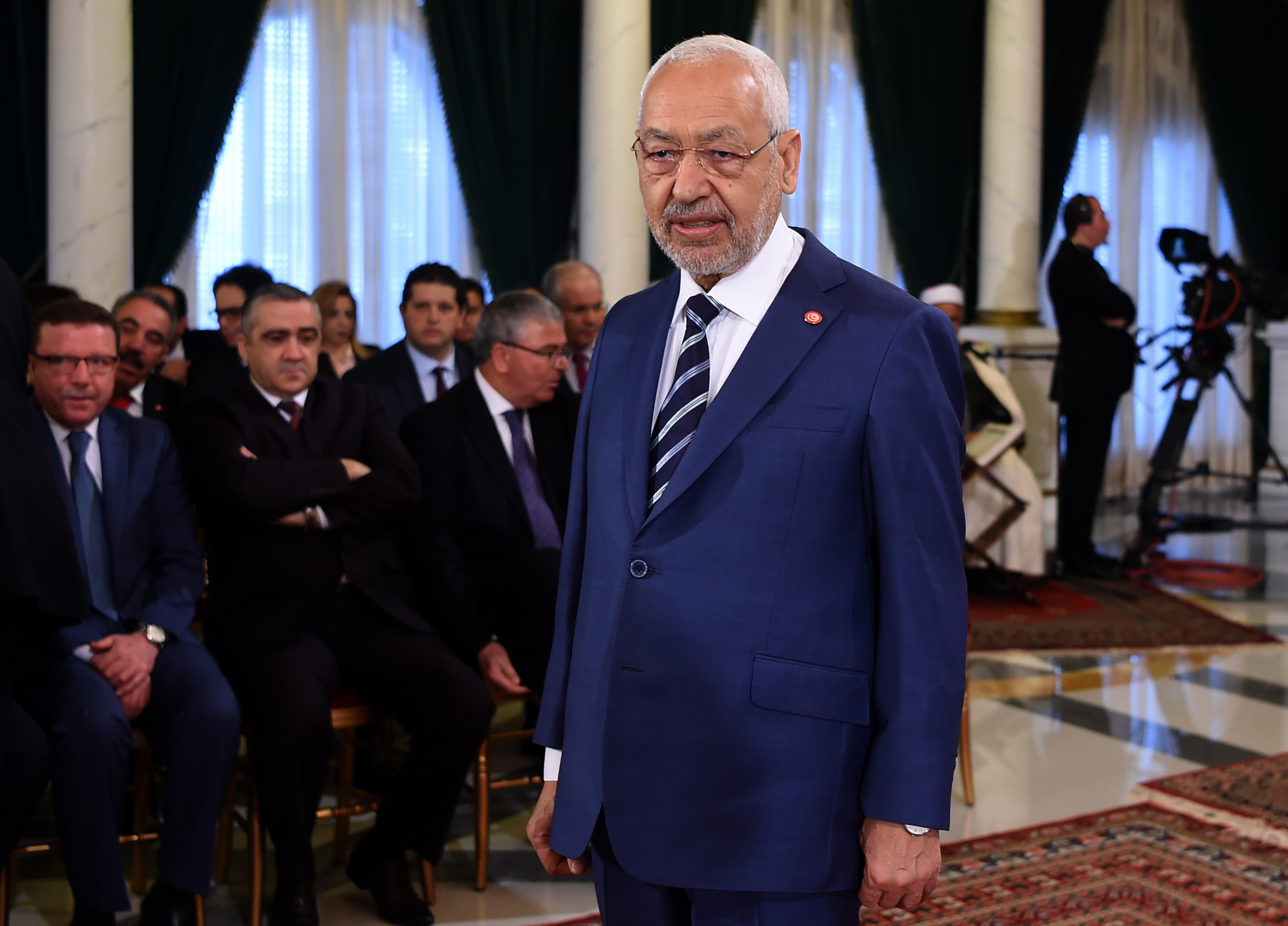 Après ses propos polémiques sur la corruption des ministres sortants: Rached Ghannouchi présente des excuses