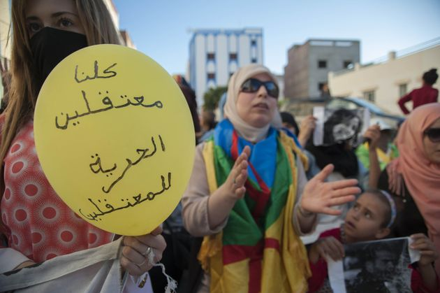 Hirak du Rif: Un sit-in à Casablanca veut appeler ce dimanche 27 mai à la libération des