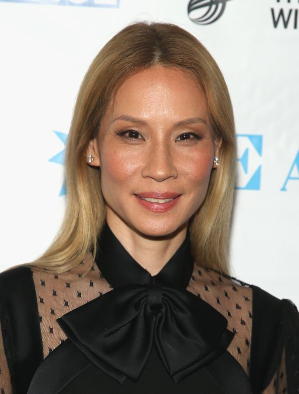 Lucy Liu recently debutedlighterlocks, and we have to say, we love this color, especially for the warmer weather.