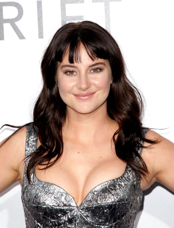 Bangs are an easy way to change up your look without going too drastic. We love Shailene Woodley's choppy fringe -- it's not