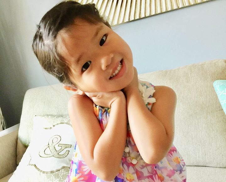 Mia Lobo, age 5, died of complications of the flu last month.